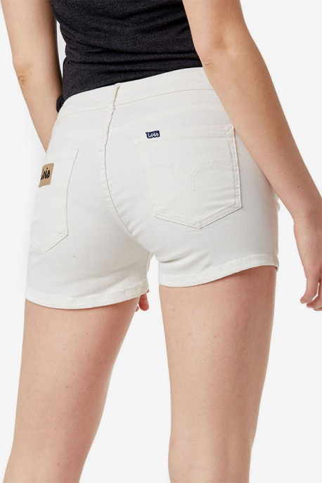 Pantalón Denim Short Color Coty Tudor