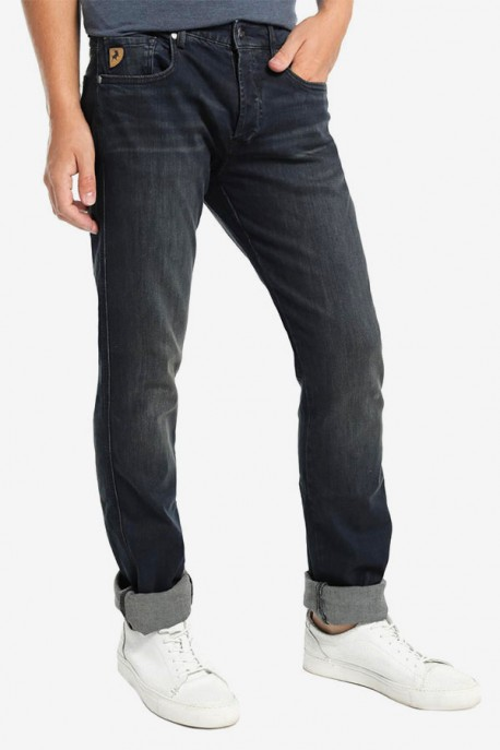 Jeans Marvin Slim Pantalon Denim Dirty