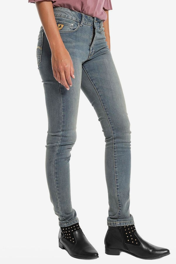 Jeans Lua Core Pantalón Denim Dirty