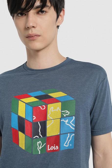 Camiseta Rubik cube
