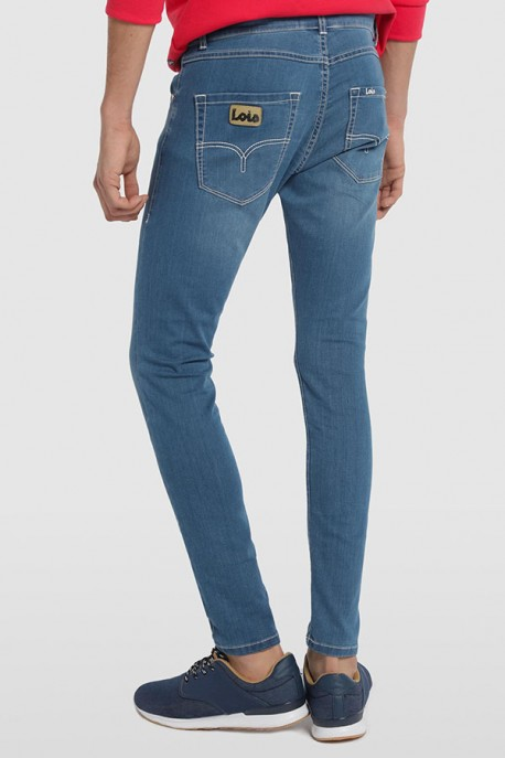 Jeans Denim Blue