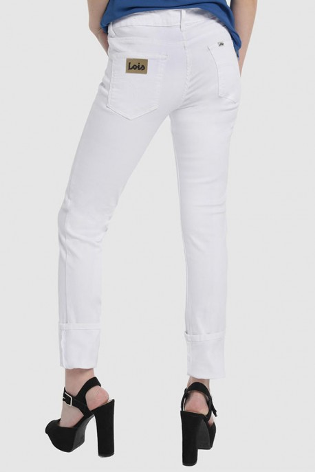 Jeans Coty White Denim