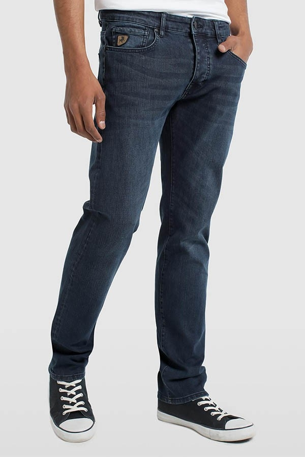 DENIM BLUE BI STRECH-MARVIN CONFORT SLIM-NUSVE