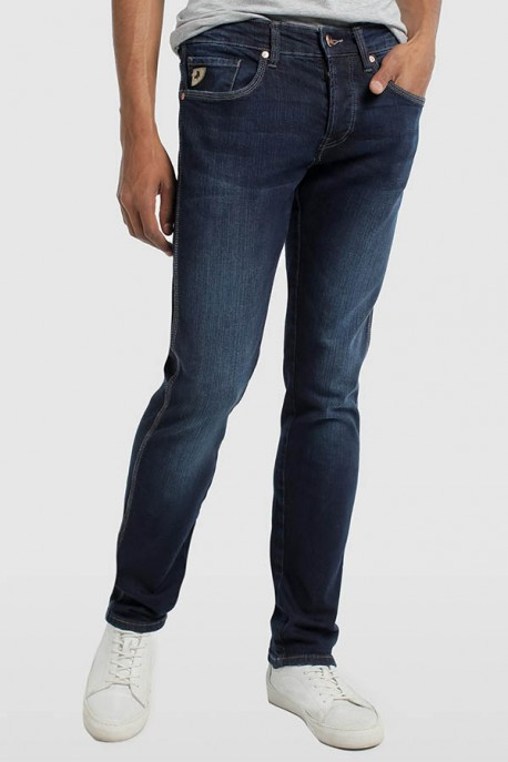 DENIM BLUE- MARVIM SLIM-DELI