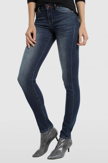 DENIM BLUE SUPER STRECH- COTY-CORINA