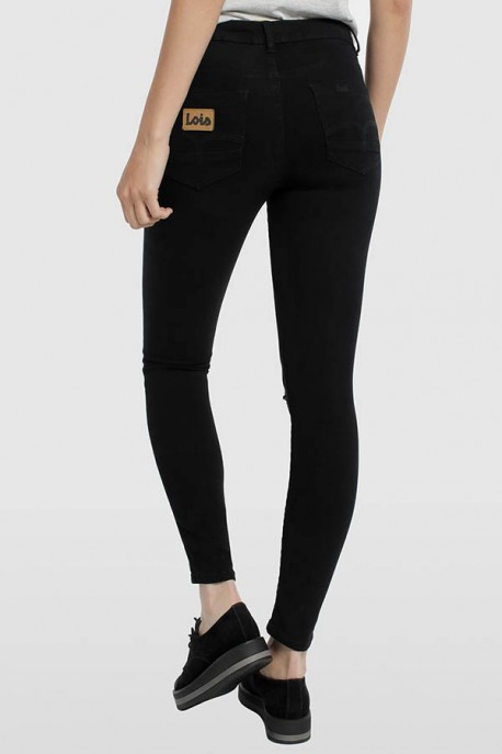 DENIM BLACK-LUA ANKLE-MELINE