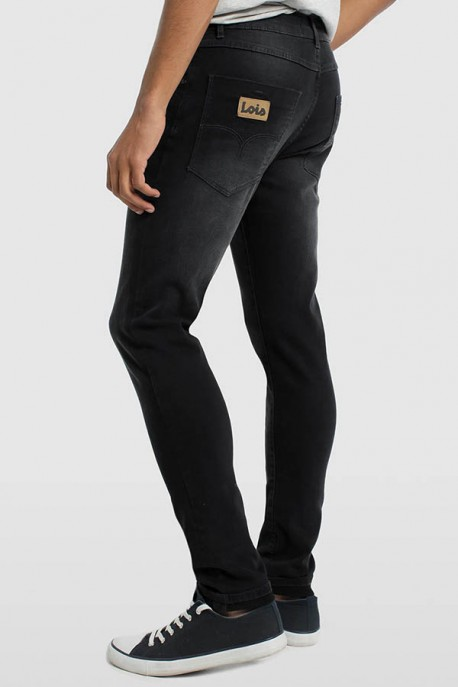 DENIM BLACK DOUBLE STONE-MARVIN CIGARRETTE-MELO