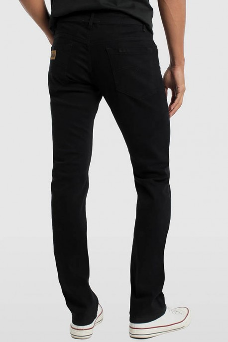 PANTALON DENIM BLACK-MARVIN LY-MELO