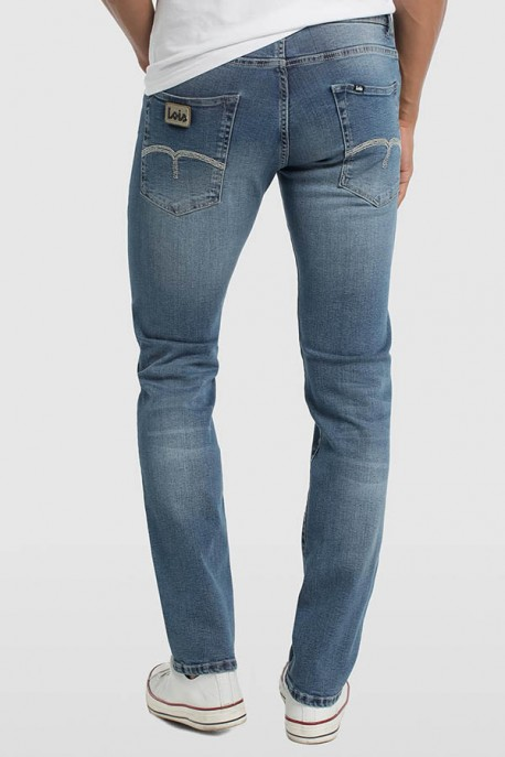 DENIM BLUE- MARVIN CONFORT SLIM-TELVA