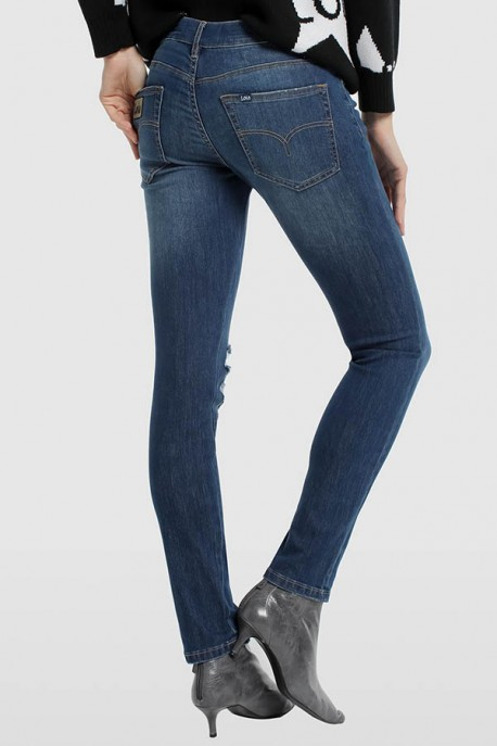 DENIM BLUE ROTOS- COTY-ALEXA