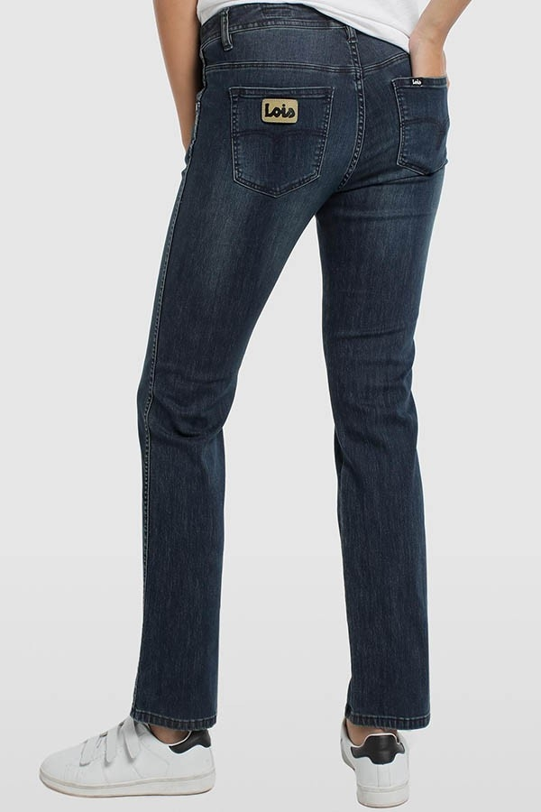 PANTALON DENIM BLUE- MONIC LY-ALEXA
