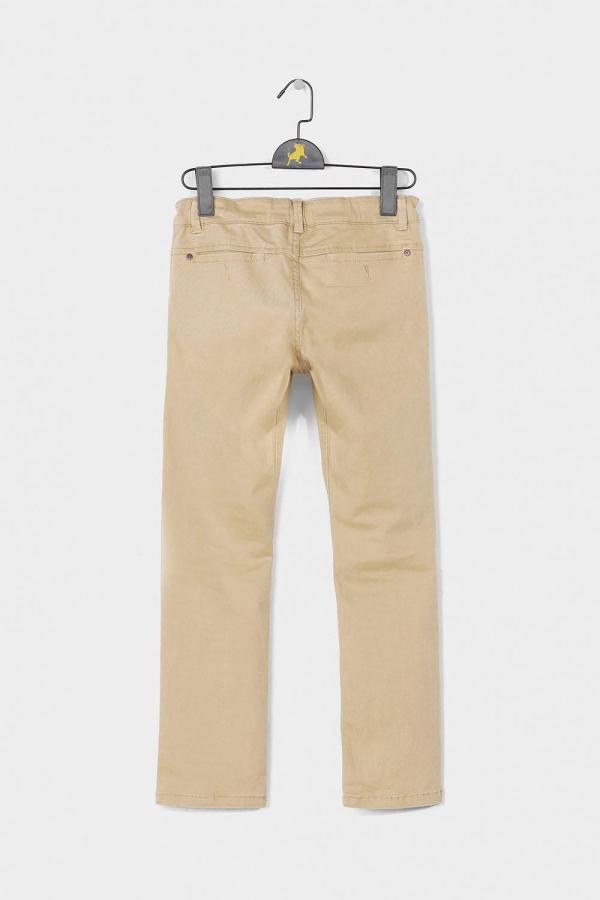 Pantalón slim básico - Niño