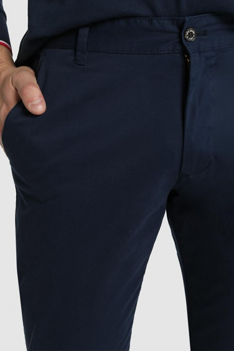 PANTALON CHINO COLOR SATEN-SERPO-MAUDE