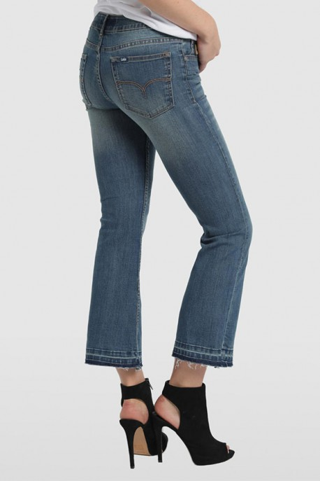 JEANS -COTY ANKLE-FLARE