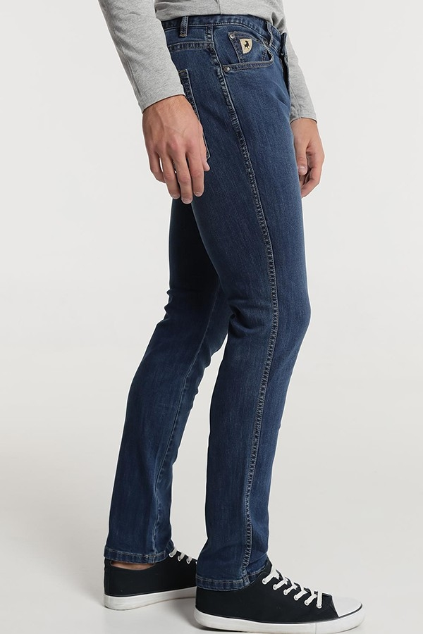 MARVIN FIT AMBER PANTALON DENIM SLIM BASIC