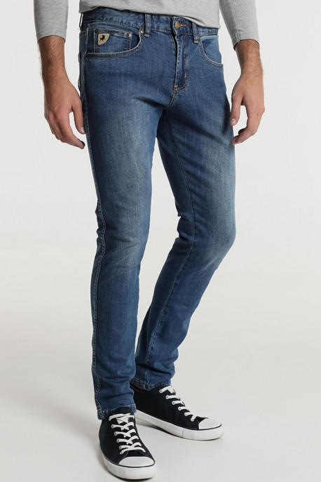 MARVIN ZIP BROOK PANTALON DENIM