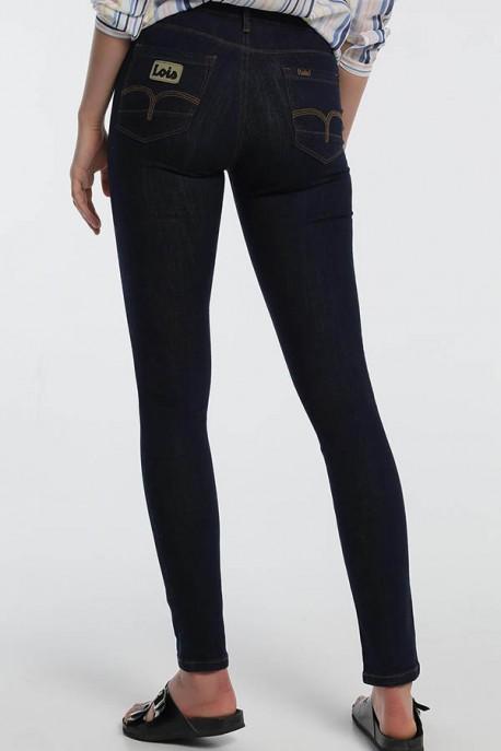Jeans Slim Dark Blue LUA-ALINE