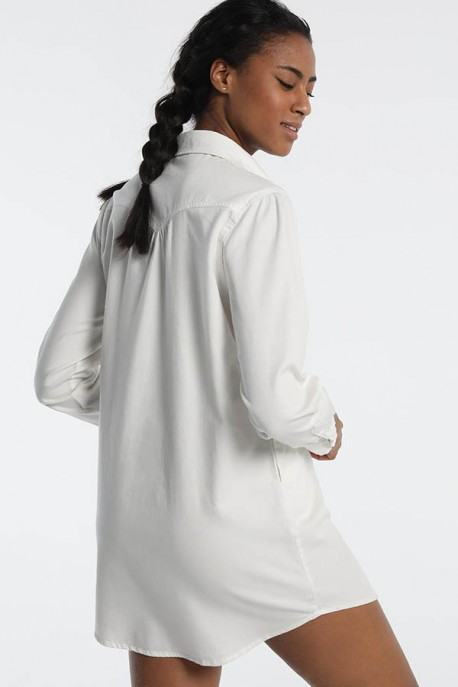 Vestido Camisero DENIM-KIROS