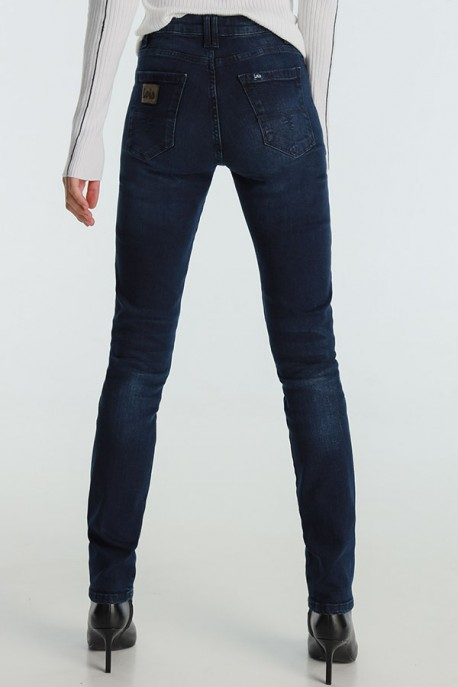 JEANS DARK BLUE JEWELL ZENNET