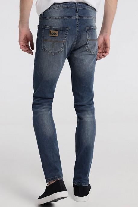 BILLY-BLING Pantalon Denim Medium Blue