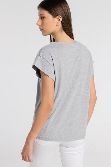 Camiseta Básica LINA-VERDI