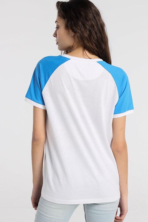 Camiseta Gráfica Pop BIRKIN-LILAS