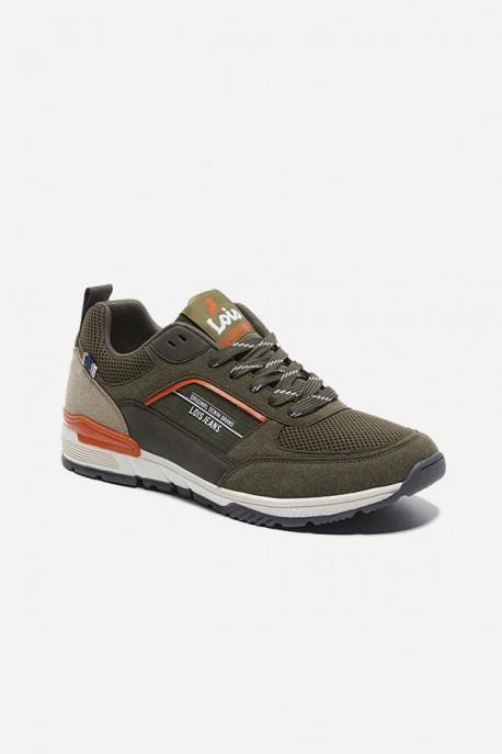 Sneaker Nylon Cordones