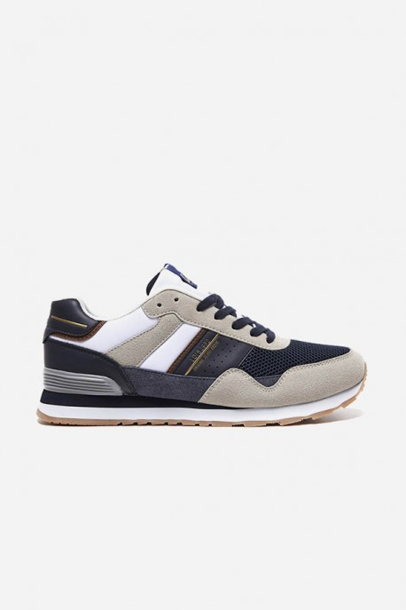 Sneaker Serraje Cordones