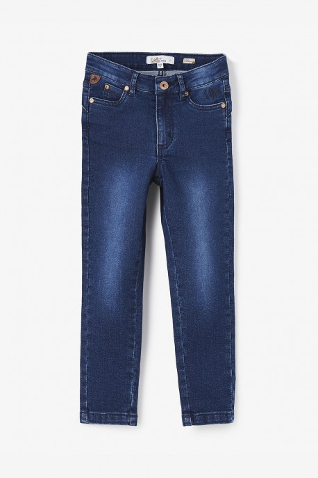 Jeans Skinny Color Denim