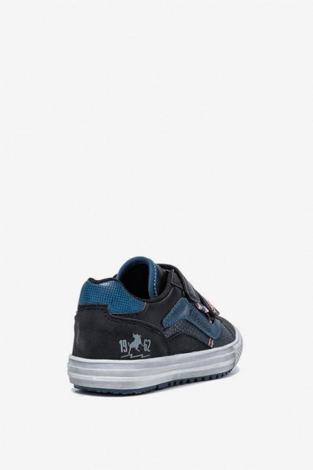 Zapato casual con velcro Lois