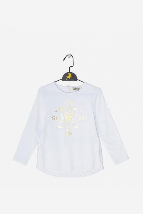 Camiseta básica dibujo Lois